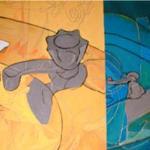 Painting student portfolio no.1