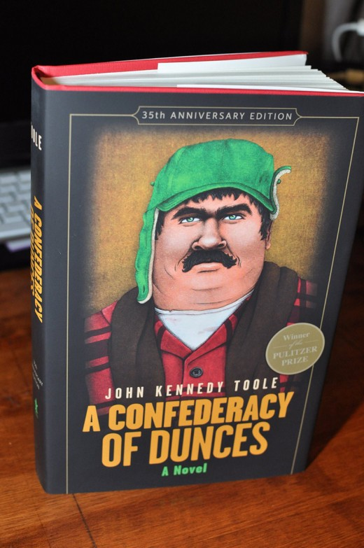 CONFEDERACY OF DUNCES.cover